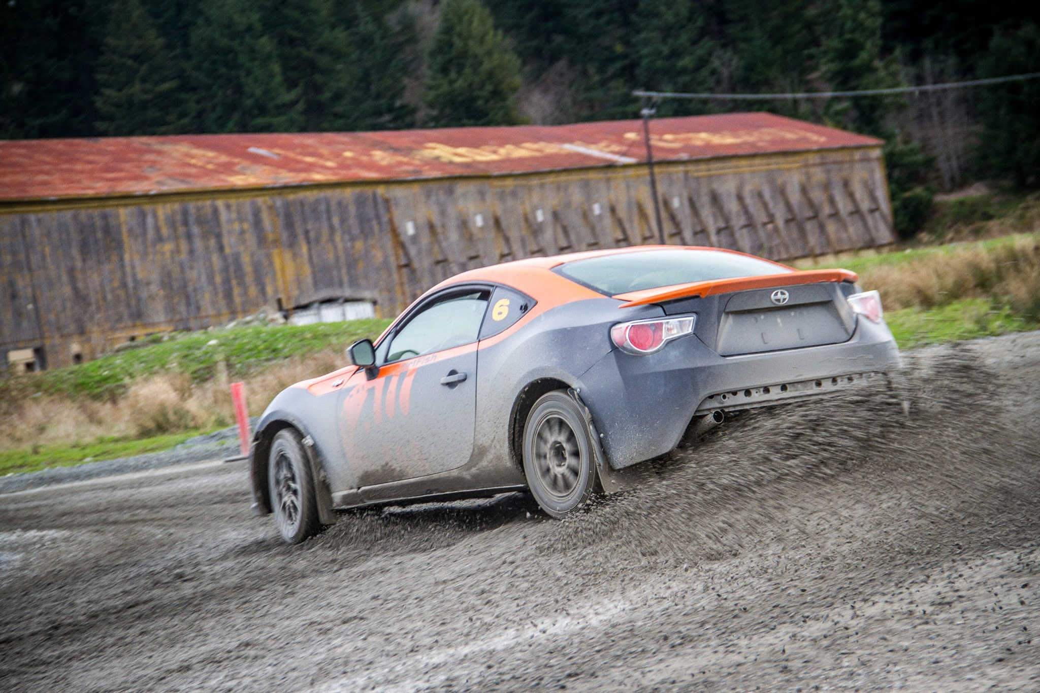 BRZ DirtFish Rally School Review -