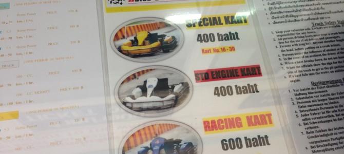 Karting Across Thailand – Part 11: Pattaya – Pattaya Kart Speedway