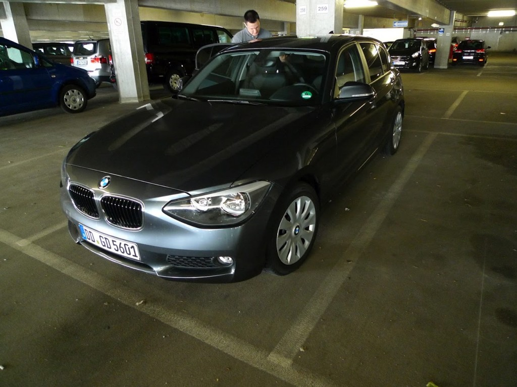 berlin car rental bmw 125i. Black Bedroom Furniture Sets. Home Design Ideas