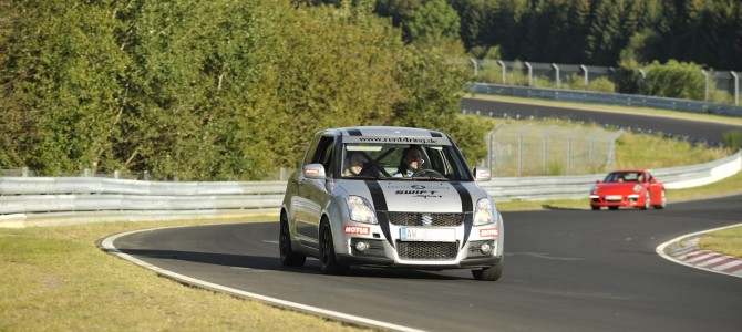 The Greatest Car Rental on the Planet (Nürburgring)