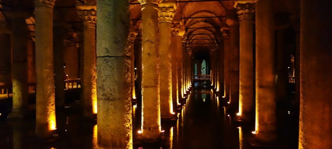 Topkapi Palace, Basilica Cistern, and Archaeology Museums of Istanbul