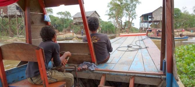 Kompong Phluk Floating Village – Siem Reap, Cambodia