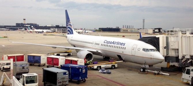 Copa Airlines Business Class Review CM236 and CM363