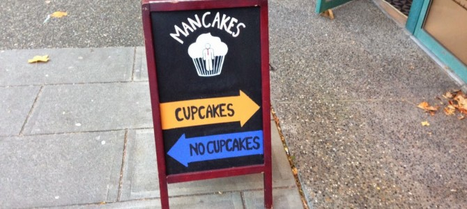 Mancakes Bakery in Vancouver