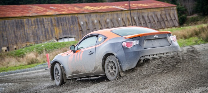 BRZ DirtFish Rally School Review