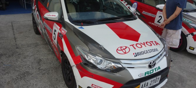 Toyota Vios Cup Racing School at Clark International Speedway w/Tuason Racing