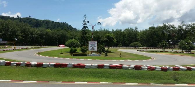 Karting Across Thailand – Part 2: Phuket – Phuket Kart Speedway
