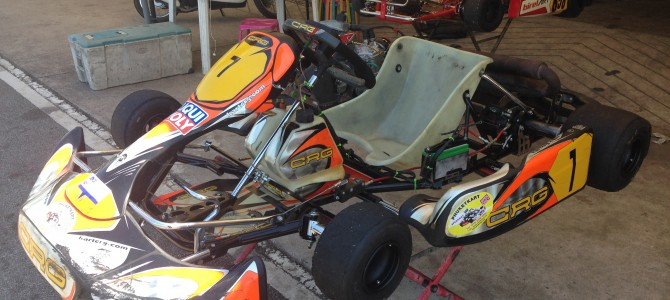 I Kart Raced Across the Entire Country of Thailand