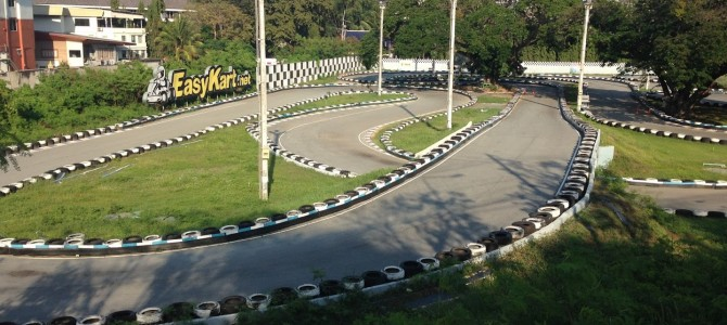 Karting Across Thailand – Part 9: Pattaya – EasyKart Pattaya