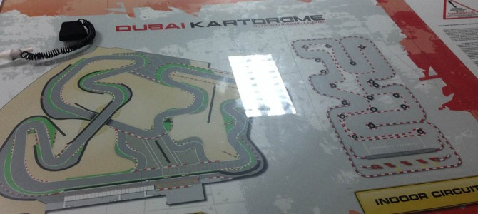 Things to Do in Dubai: Dubai Kartdrome – Dubai Karting Indoor Track