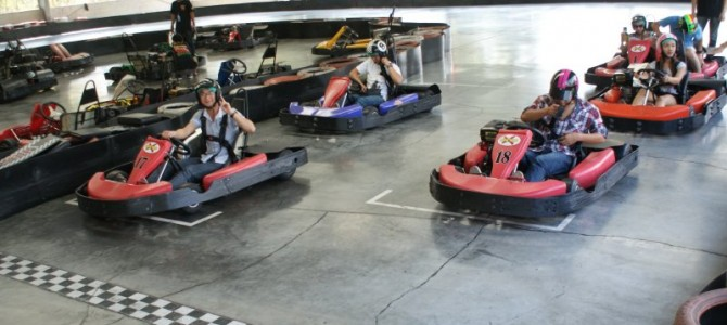 Karting Across Thailand – Part 4: Chiang Mai – Chiang Mai X-Centre Drift Karts