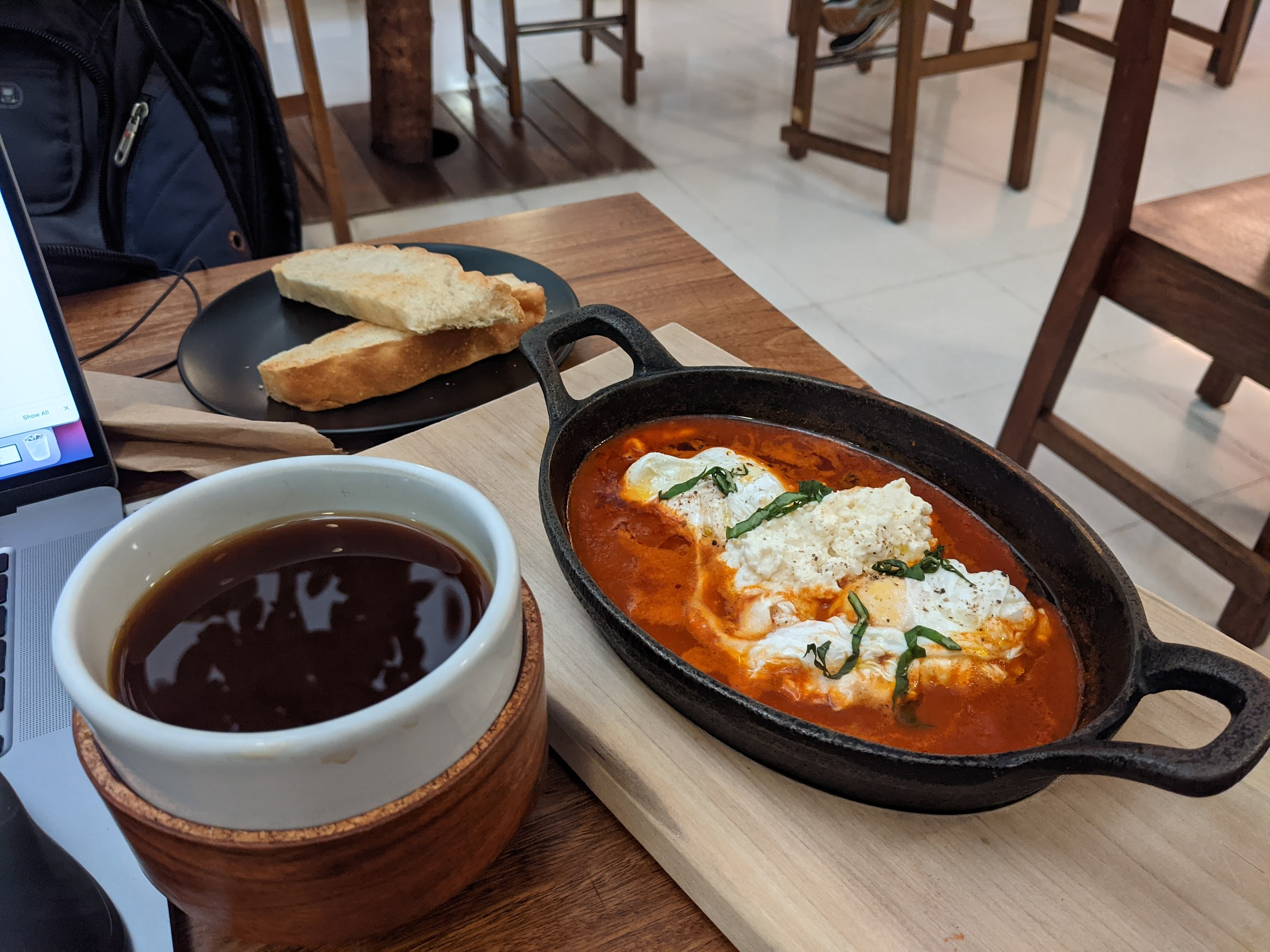 Shakshuka Search in Mexico City